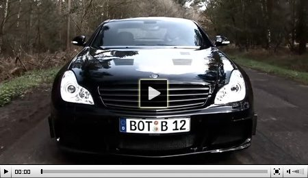 Brabus Rocket Video Review